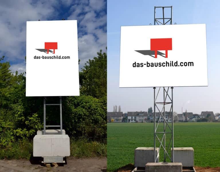 Bauschild-Mikro-1-Mast