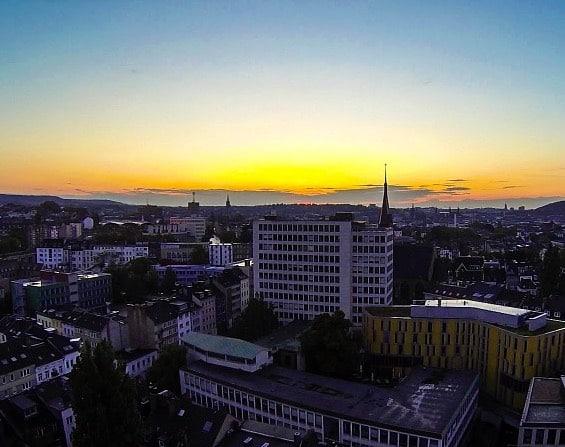 Bauschilder deutschlandweit Aachen