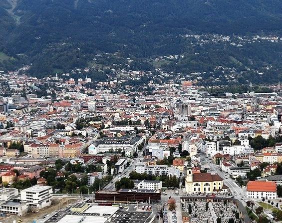 Bauschilder für Österreich Innsbruck