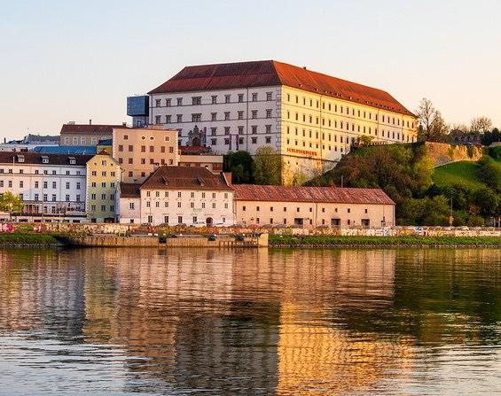 Bauschilder für Österreich Linz