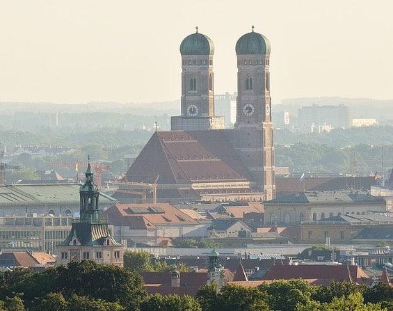 Bauschilder deutschlandweit München
