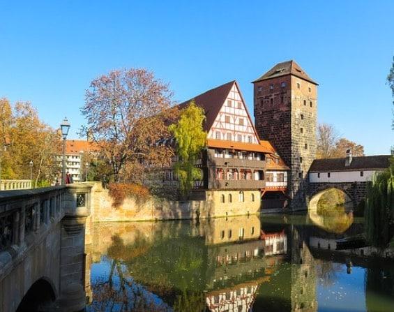 Bauschilder deutschlandweit Nürnberg