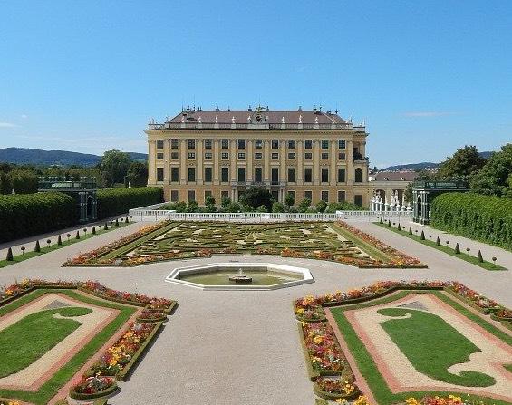 Bauschilder für Österreich Wien