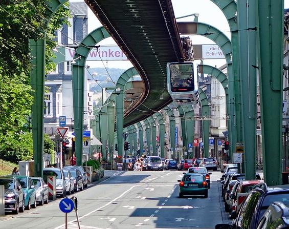 Bauschilder deutschlandweit Wuppertal